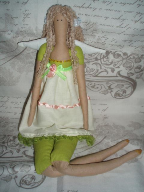 Как сшить тряпичную куклу своими руками фото