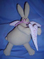Смешнючий кролик
