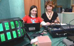 Ди-джей Karamelya и ведущая Анна