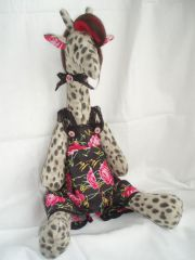 Жирафа-эмо