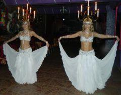 Танец с канделябрами