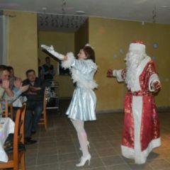 """Новогодняя ночь в """"Елочке"""""""