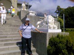 Крым Воронцовский дворец