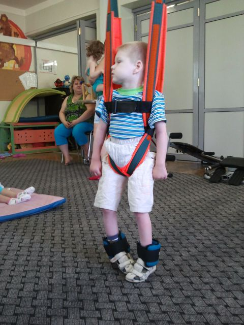 тренажёры для детей с дцп фото