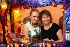 Светлана Зомерфельд - вокал, ведущая Анна Назарова