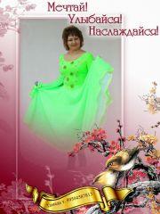 ведущая Анна Назарова на праздник